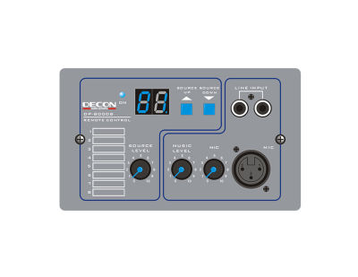 Decon - DP-8000B