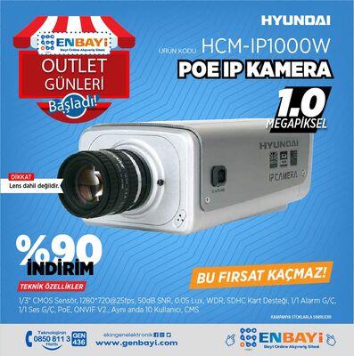 Hyundai - HCM-IP1000W