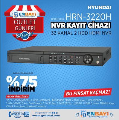 Hyundai - HRN-3220H