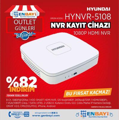 Hyundai - HYNVR-5108