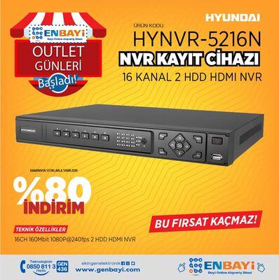 Hyundai - HYNVR-5216N