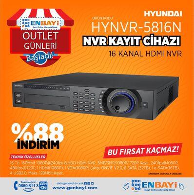 Hyundai - HYNVR-5816N