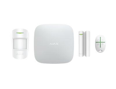 Ajax - Hub Kit / StarterKitHub - BEYAZ
