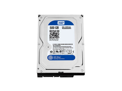 WESTERN DIGITAL - WD5000AAKS 500GB